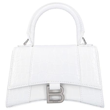 Balenciaga Handtasche HOURGLASS XS Kalbsleder