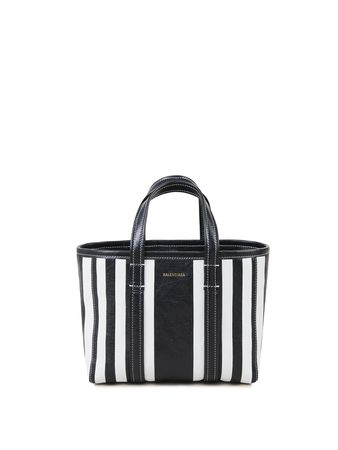 Balenciaga  - Handtasche 'Neo Bazar' Schwarz
