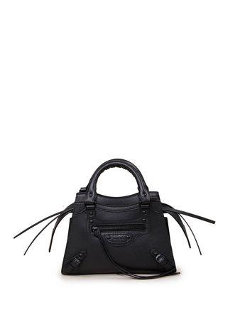Balenciaga  - Handtasche 'Neo Classic City Mini' Schwarz schwarz