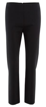 Balenciaga  - Hose aus Wollgemisch schwarz