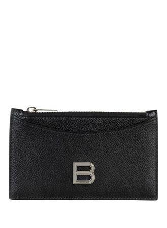 Balenciaga  Münzetui schwarz schwarz