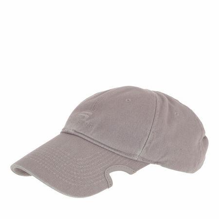Balenciaga  Mützen - Logo Cap - in gray - für Damen