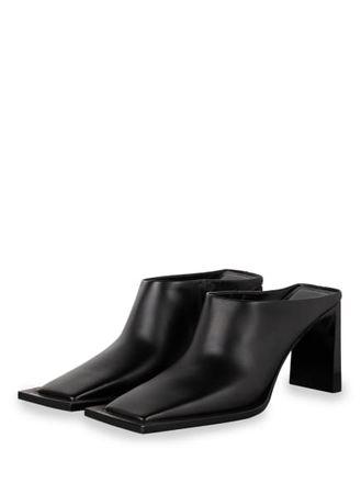Balenciaga  Mules schwarz schwarz