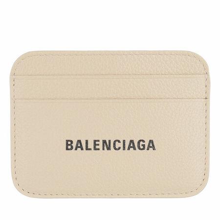 Balenciaga  Portemonnaie - Cash Card Holder - in fawn - für Damen