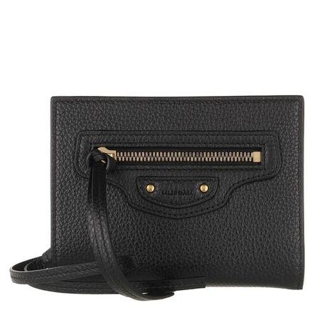 Balenciaga  Portemonnaie - Neo Classic Wallet - in schwarz - für Damen