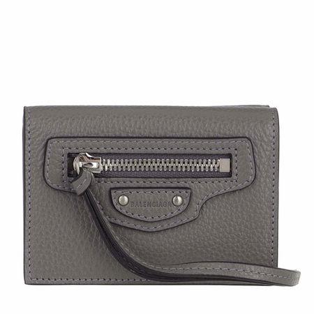 Balenciaga  Portemonnaie - Wallet - in grau - für Damen
