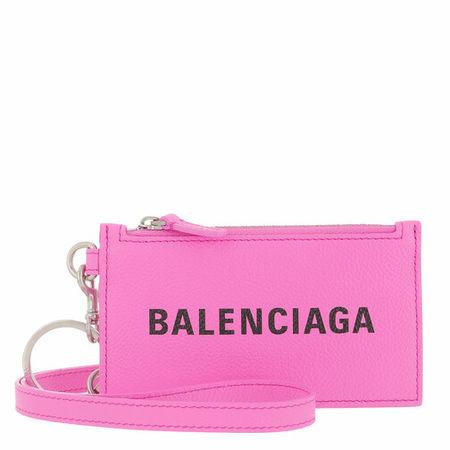 Balenciaga  Portemonnaie - Wallet - in pink - für Damen