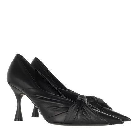 Balenciaga  Pumps & High Heels - Drapy Pump Smooth Nappa - in schwarz - für Damen