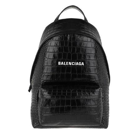 Balenciaga  Rucksack  -  Everyday Backpack S Black  - in schwarz  -  Rucksack für Damen schwarz