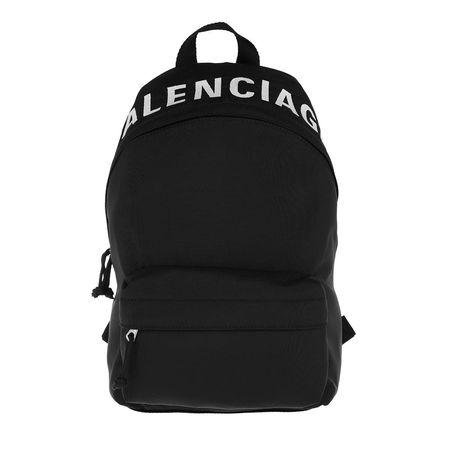 Balenciaga  Rucksack  -  Wheel Backpack S Black  - in schwarz  -  Rucksack für Damen schwarz