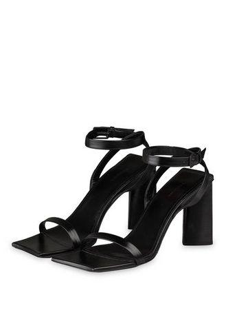 Balenciaga  Sandaletten schwarz schwarz