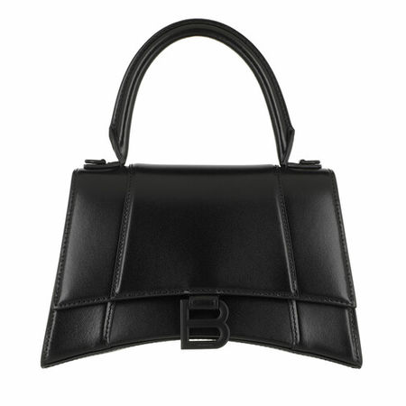 Balenciaga  Satchel Bag - Hourglass Handle Bag - in schwarz - für Damen
