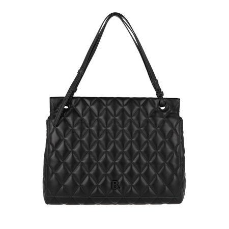 Balenciaga  Satchel Bag  -  Large Quilted Shoulder Bag Black  - in schwarz  -  Satchel Bag für Damen schwarz