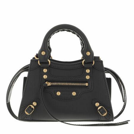Balenciaga  Satchel Bag - Neo City Handle Bag - in black - für Damen