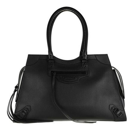 Balenciaga  Satchel Bag - Neo Classic Large City Bag Leather - in schwarz - für Damen