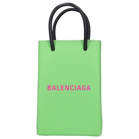 Balenciaga Shopping XXS Kalbsleder gruen
