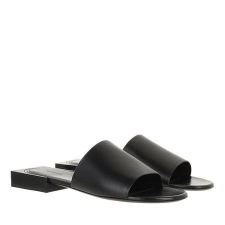 Balenciaga  Slipper & Pantoletten - Box Mule - in schwarz - für Damen