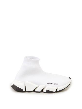 Balenciaga  - Sneaker 'Speed 2.0 LT' Weiß