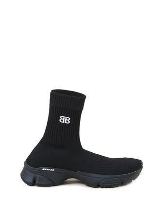 Balenciaga  - Sneaker 'Speed 3.0' Schwarz