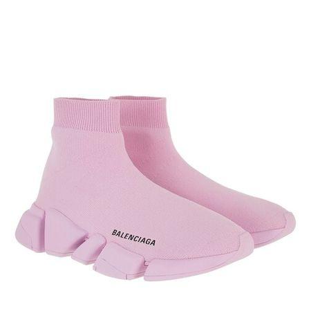 Balenciaga  Sneakers - Speed 2.0 Strech Sneakers - in pink - für Damen