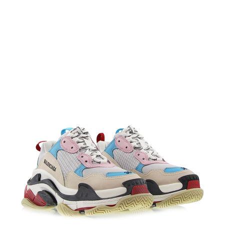 Balenciaga  - Sneakers Triple S braun