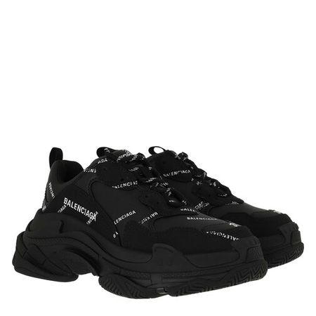 Balenciaga  Sneakers - Triple S Sneakers - in black - für Damen