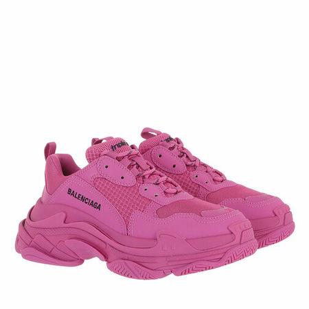 Balenciaga  Sneakers - Triple S Sneakers - in pink - für Damen