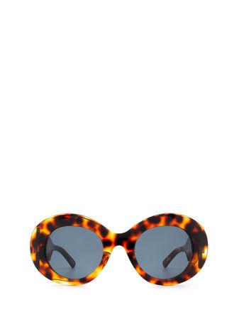 Balenciaga Sonnenbrille BB0120S 002 Acetat
