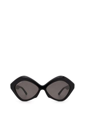Balenciaga Sonnenbrille BB0125S 001 Acetat
