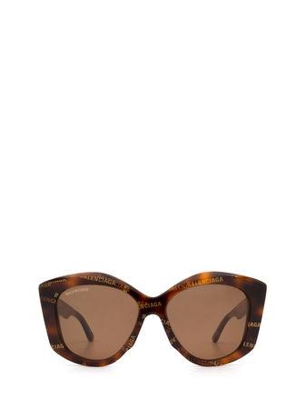 Balenciaga Sonnenbrille BB0126S 002 Acetat