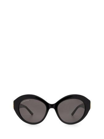 Balenciaga Sonnenbrille BB0133S 001 Acetat