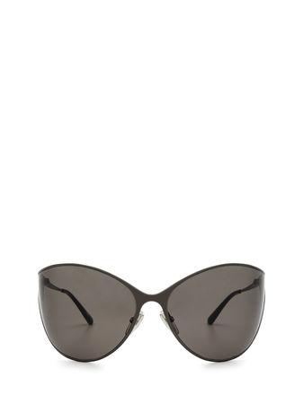 Balenciaga Sonnenbrille BB0137S 001 Metall