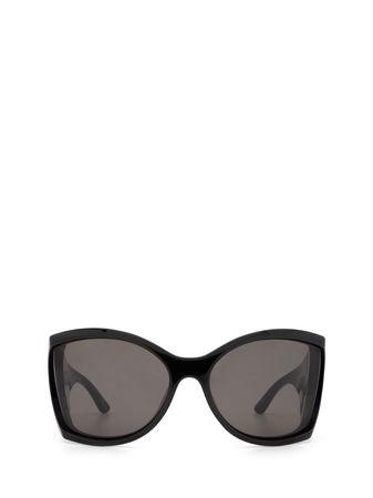 Balenciaga Sonnenbrille BB0154S 001 Acetat