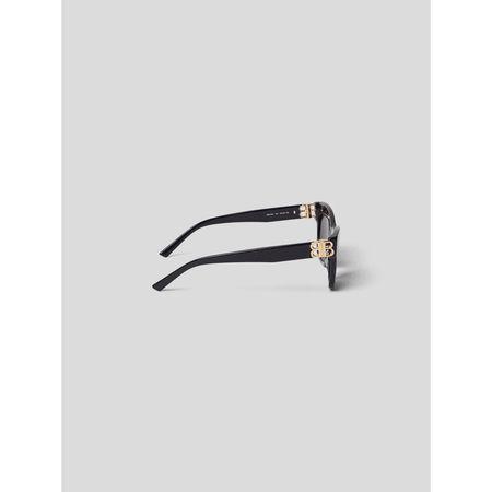 Balenciaga Sonnenbrille mit Brand-Detail