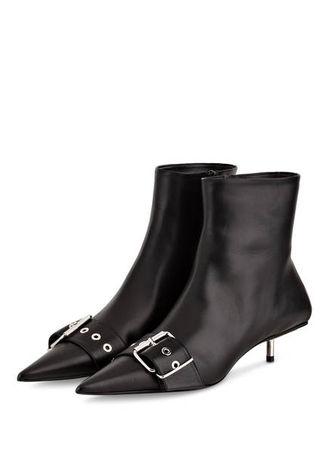 Balenciaga  Stiefeletten schwarz grau