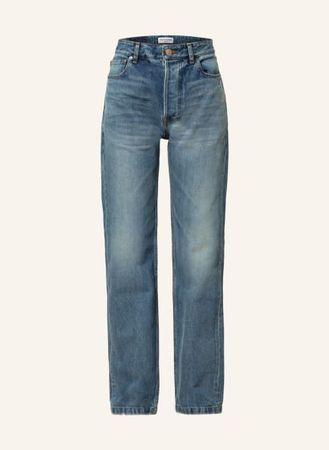 Balenciaga  Straight Jeans blau