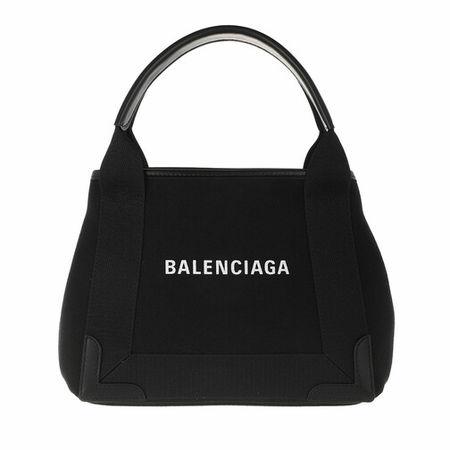 Balenciaga  Tote - Borsa Navy Cabas XS AJ Polyamide - in schwarz - für Damen