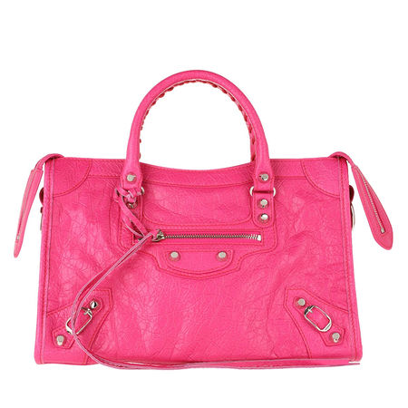 Balenciaga  Tote  -  Classic City Tote Bag Fuchsia  - in pink  -  Tote für Damen pink