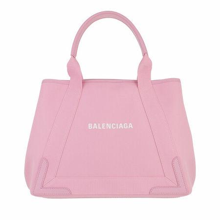 Balenciaga  Tote - Medium Navy Cabas Tote Bag - in rosa - für Damen