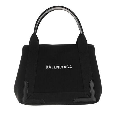 Balenciaga  Tote - Navy Cabas S Tote - in schwarz - für Damen