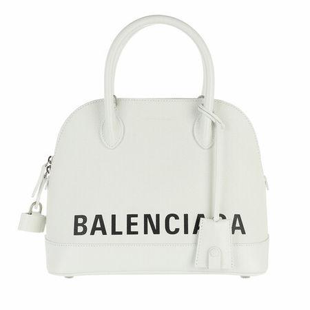 Balenciaga  Tote - Ville S Top Handle Bag - in weiß - für Damen