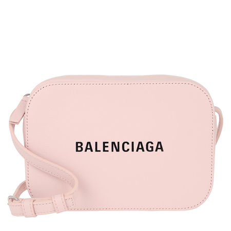 Balenciaga  Umhängetasche  -  Everyday XS Shoulder Bag Light Rose Black  - in rosa  -  Umhängetasche für Damen beige