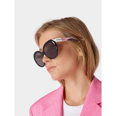Balenciaga Unisex Sonnebrille grau