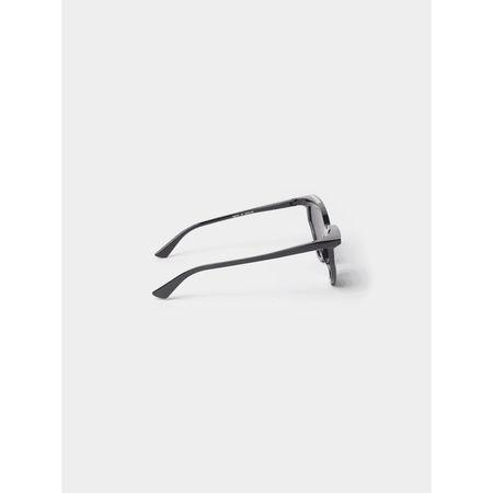 Balenciaga Unisex Sonnenbrille im Cat-Eye-Stil grau