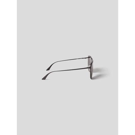 Balenciaga Unisex Sonnenbrille im Piloten-Stil