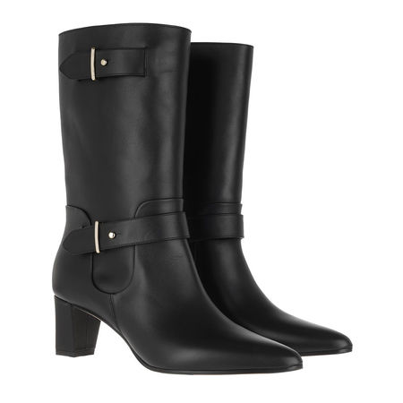 Bally  Boots  -  Denice Bootie Black  - in schwarz  -  Boots für Damen grau