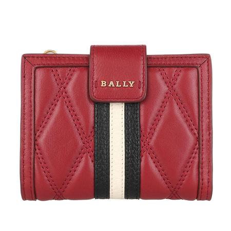 Bally  Portemonnaie - Dassen Wallet - in rot - für Damen rot