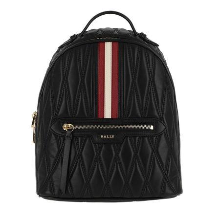 Bally  Rucksack  -  Daffi Backpack Black  - in schwarz  -  Rucksack für Damen schwarz