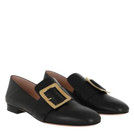 Bally  Schuhe  -  Janelle Loafer Black  - in schwarz  -  Schuhe für Damen schwarz