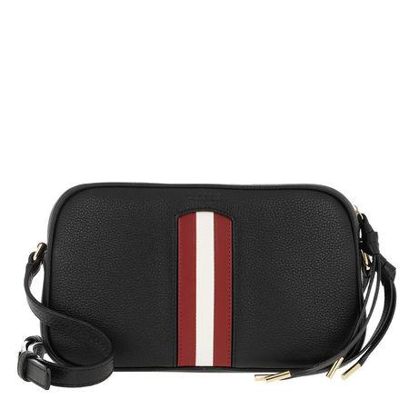 Bally  Umhängetasche  -  Miryah Crossbody Bag Black  - in schwarz  -  Umhängetasche für Damen schwarz
